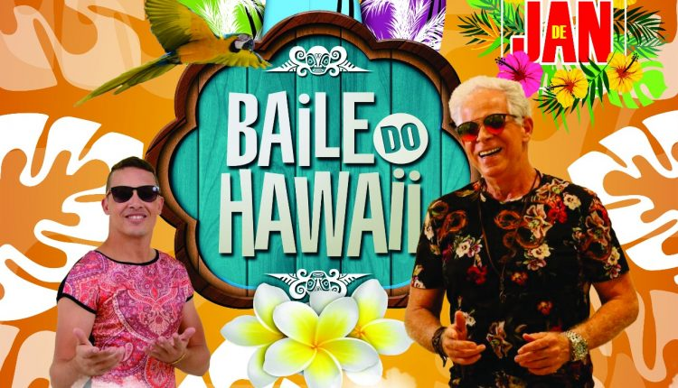 Tradicional Baile de Hawaii ocorrerá no dia 13 de janeiro em Ibiassucê