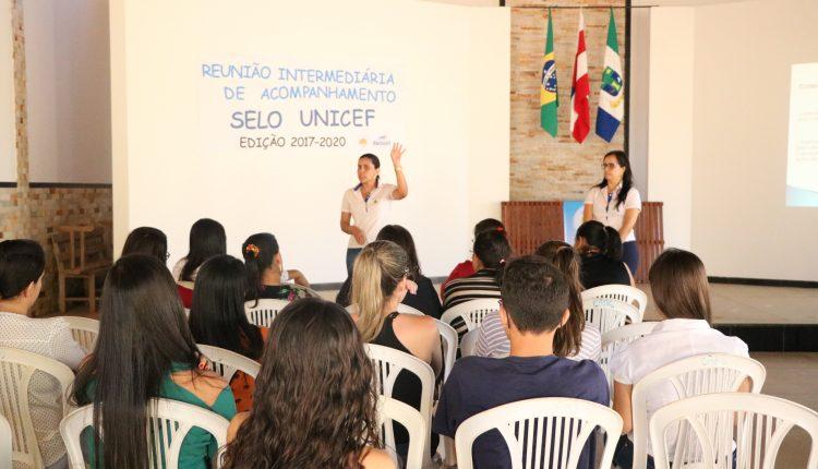 Ibiassucê realiza reunião Intermediária de acompanhamento do Selo Unicef