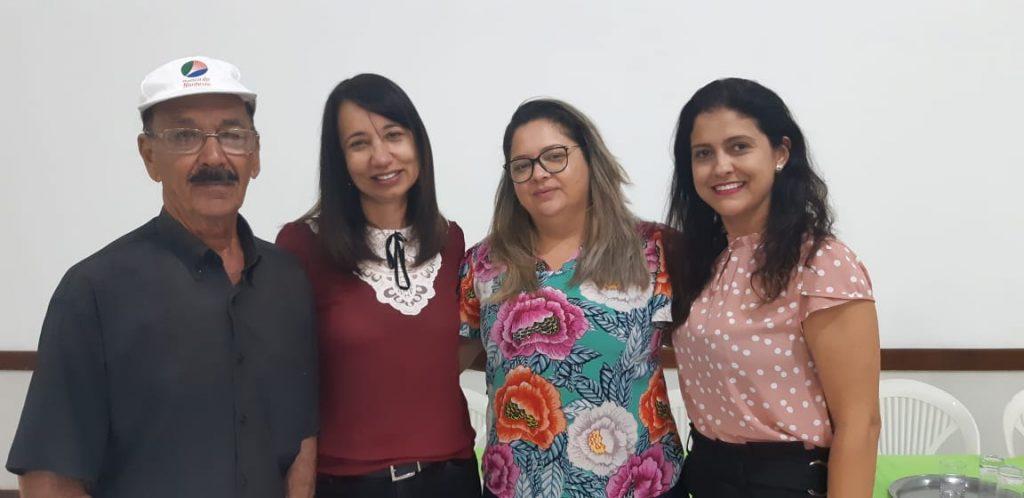 A Coordenadora Municipal do PAA de Ibiassucê participou de Evento em Feira de Santana.