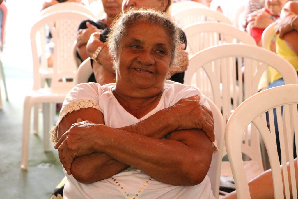 Cras comemora o dia das mães com o Serviço de Convivência e Fortalecimento de Vínculos